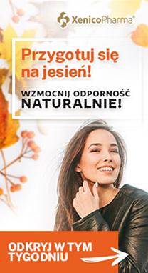 Tydzień z marką XENICO PHARMA => Apteka-Melissa.pl
