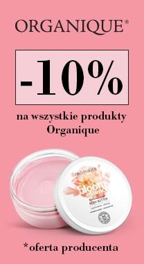 Tydzień z marką ORGANIQUE => Apteka-Melissa.pl