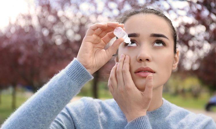 Alergiczne choroby oczu – jak się je leczy?