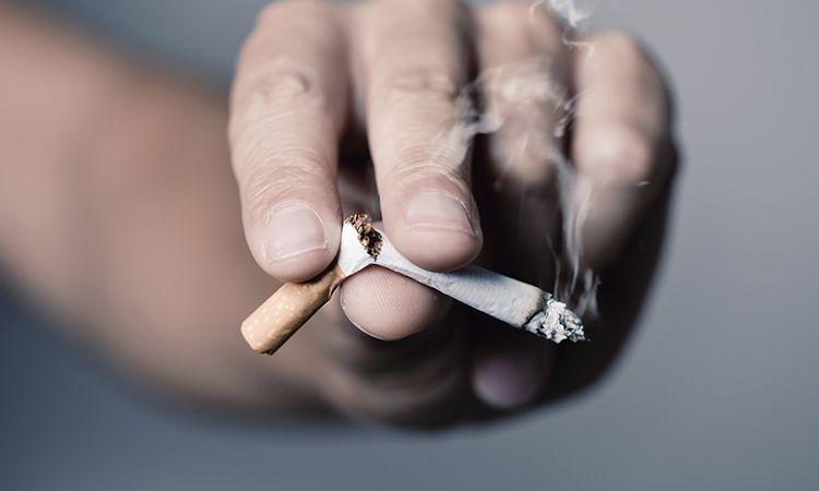 skutki palenia papierosów - choroby płuc
