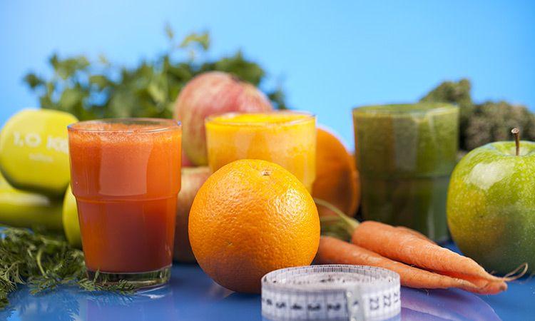 Soki z owoców i warzyw – dobry sposób na odchudzanie?