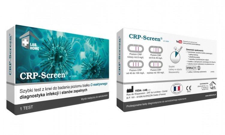 Dziecięcy ból gardła – ultraczuły test CRP sposobem na uniknięcie antybiotyku - apteka internetowa Melissa