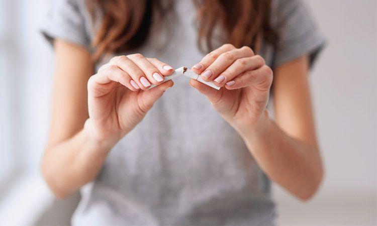 Porzuć nałóg nikotynowy i odetchnij pełną piersią!