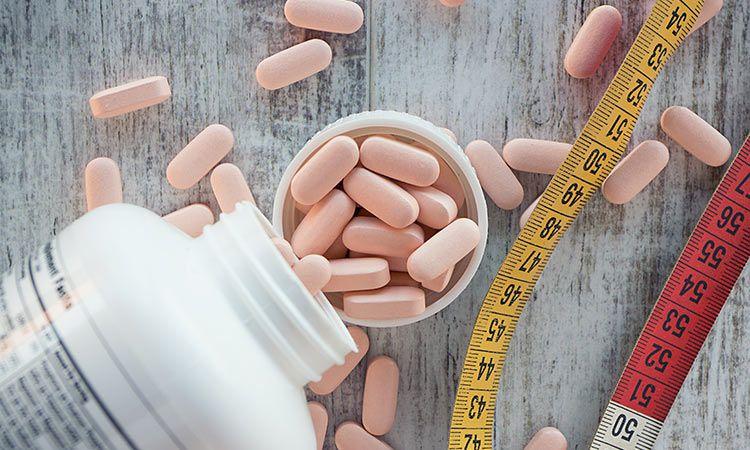 Tabletki na odchudzanie - jak działają?