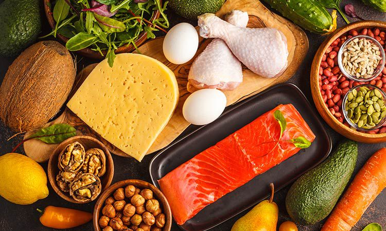 Co jeść na diecie ketogenicznej?