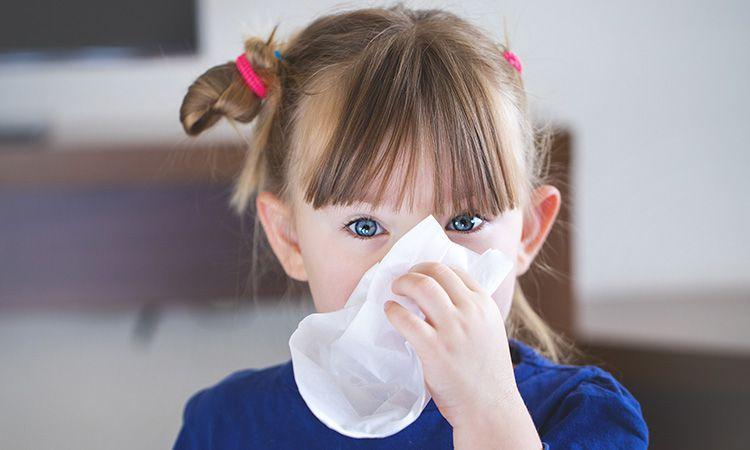 Domowe sposoby na zatkany nos u dziecka