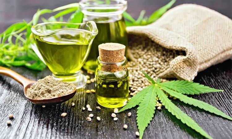 Pozytywne właściwości oleju konopnego
