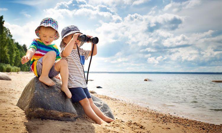 Jakie preparaty homeopatyczne zabrać na wakacje z dziećmi?