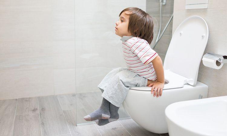 Co podać dziecku na zatwardzenie?