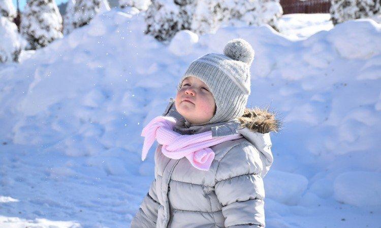 Zima - pora roku, która testuje dziecięcą odporność! - Apteka internetowa Melissa