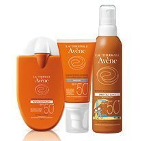 Avene - Ochrona przeciwsłoneczna