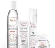 Avene - oczyszczanie