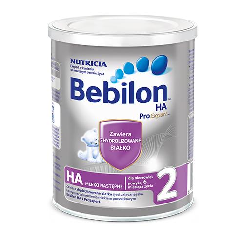 BEBILON 2 HA PROEXPERT Mleko modyfikowane w proszku - 400 g - Apteka internetowa Melissa