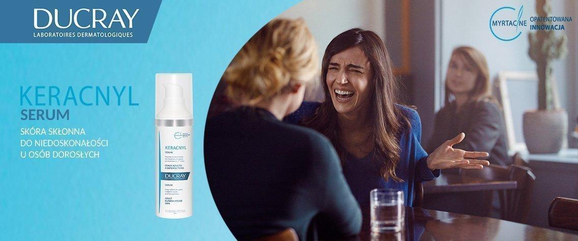 Ducray – produkty dla skóry skłonnej do trądziku – apteka internetowa Melissa