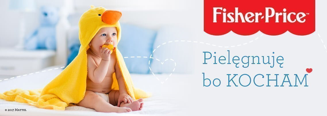 Baner Fisher Price – apteka internetowa Melissa