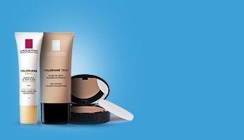 La Roche-Posay laboratorium dermatologiczne - korekta estetyczna skóry wrażliwej