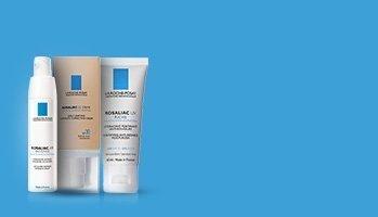La Roche-Posay laboratorium dermatologiczne - Pielęgnacja skóry wrażliwej, naczynkowej, z zaczerwieniami