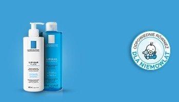 La Roche-Posay laboratorium dermatologiczne - Pielęgnacja wrażliwej skóry dzieci