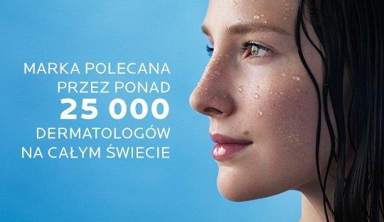 La Roche-Posay laboratorium dermatologiczne - marka polecana przez ponad 25 000 dermatologów na całym świecie