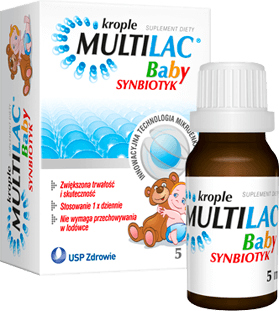 Multilac Baby Krople