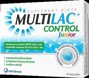 MULTILAC CONTROL Junior