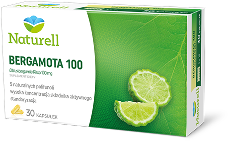 Naturell Bergamota 100