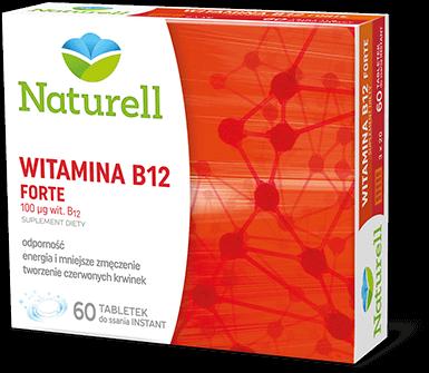 Naturell - Witamina B12 Forte – apteka internetowa Melissa