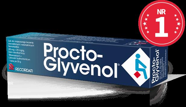 Procto-Glyvenol czopki