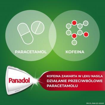 PANADOL EXTRA Lek przeciwbólowy - 24 tabl. - obrazek 6 - Apteka internetowa Melissa