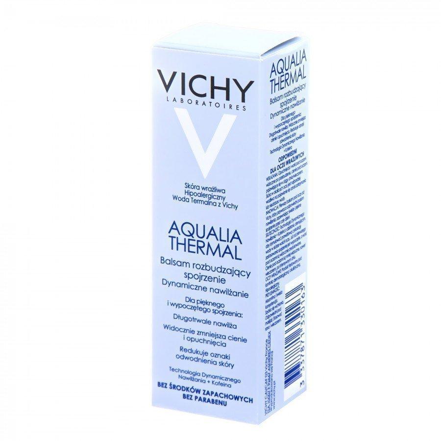 VICHY AQUALIA THERMAL Balsam rozbudzający spojrzenie - 15 ml + Prezent Gąbka blender do makijażu - Apteka internetowa Melissa
