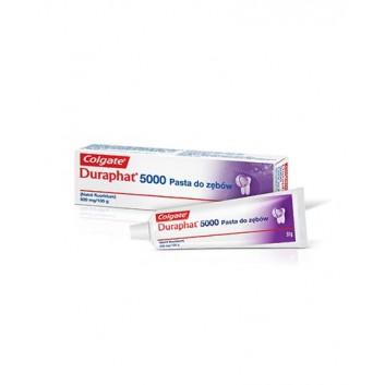 COLGATE Duraphat 5000 pasta do zębów- 51 g - obrazek 1 - Apteka internetowa Melissa