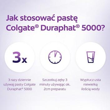 COLGATE Duraphat 5000 pasta do zębów- 51 g - obrazek 4 - Apteka internetowa Melissa
