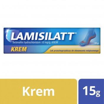 LAMISILATT Krem - 15 g - obrazek 1 - Apteka internetowa Melissa