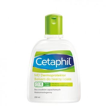 CETAPHIL MD DERMOPROTEKTOR - balsam nawilżający - 250 ml - cena, opinie, właściwości - obrazek 3 - Apteka internetowa Melissa