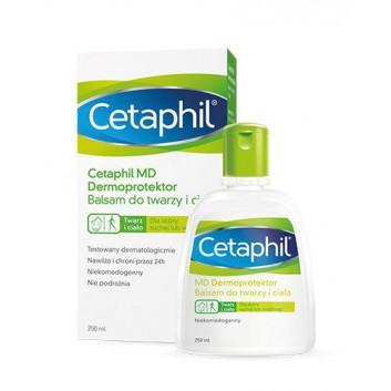 CETAPHIL MD DERMOPROTEKTOR - balsam nawilżający - 250 ml - cena, opinie, właściwości - obrazek 1 - Apteka internetowa Melissa