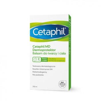 CETAPHIL MD DERMOPROTEKTOR - balsam nawilżający - 250 ml - cena, opinie, właściwości - obrazek 2 - Apteka internetowa Melissa