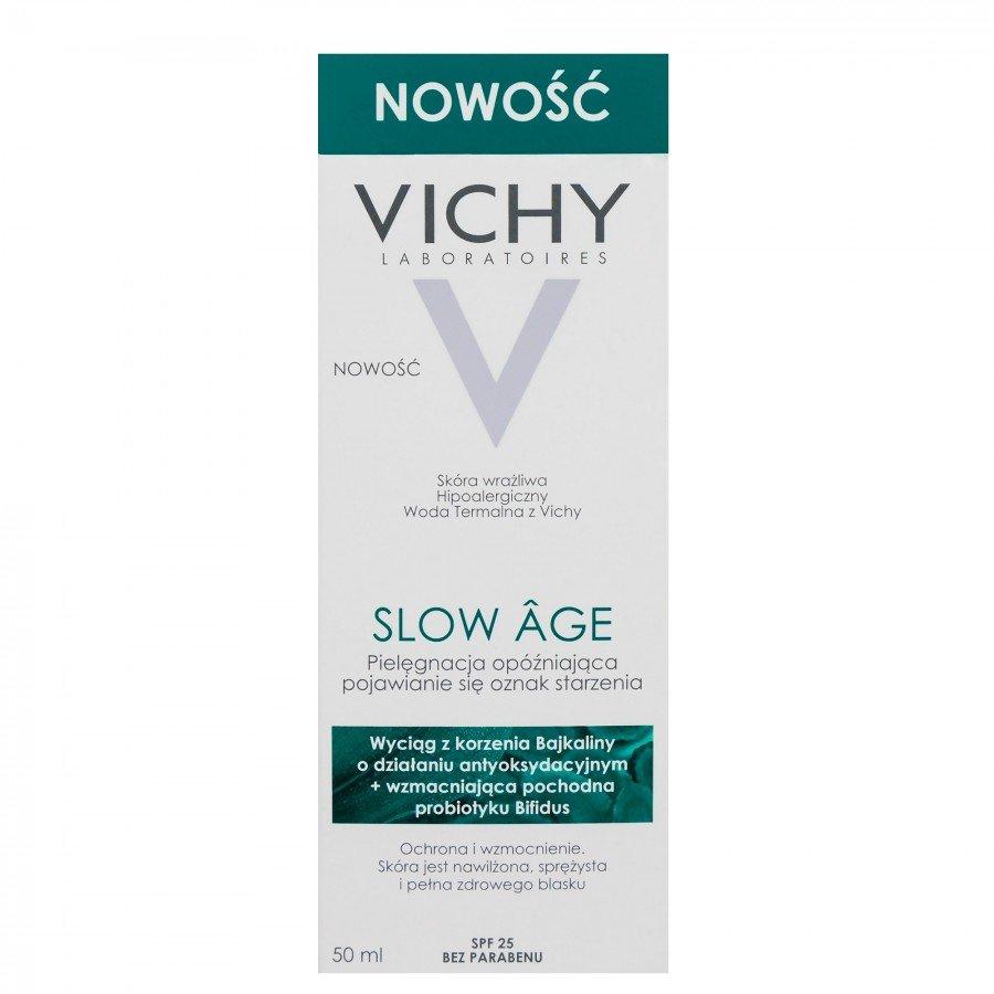 VICHY SLOW AGE Fluid Pielęgnacja przeciwzmarszczkowa - 50 ml  - Apteka internetowa Melissa