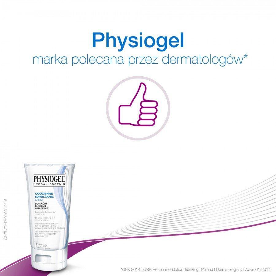 PHYSIOGEL Krem codzienne nawilżenie - 75 ml Do suchej skóry - cena, opinie, właściwości - obrazek 7 - Apteka internetowa Melissa