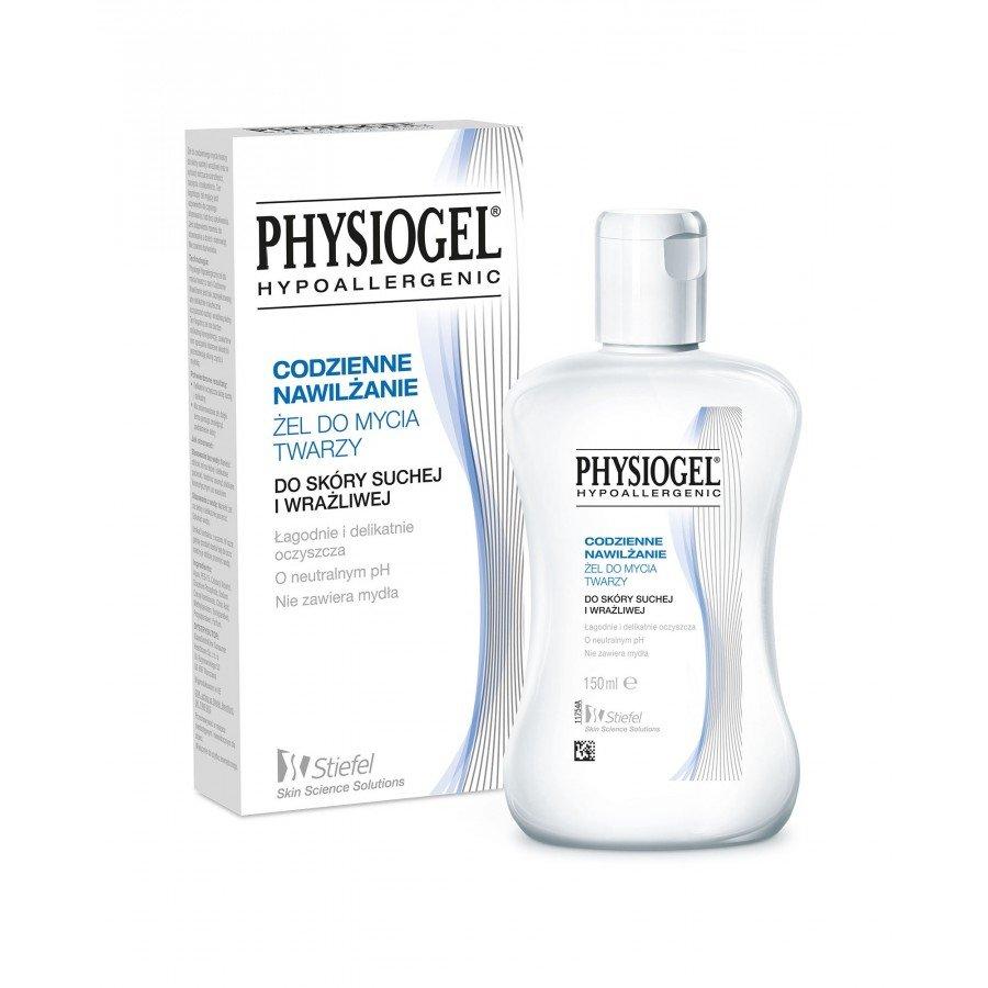 PHYSIOGEL Żel do mycia twarzy - 150 ml - Apteka internetowa Melissa