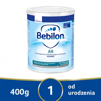 Bebilon AR ProExpert Mleko przeciw ulewaniom - 400 g - obrazek 1 - Apteka internetowa Melissa