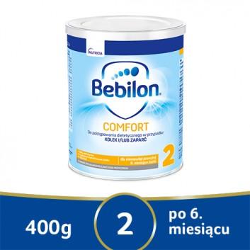 BEBILON 2 COMFORT PROEXPERT w proszku - 400 g - cena, opinie, właściwości  - obrazek 1 - Apteka internetowa Melissa