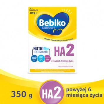 Bebiko HA 2 Mleko modyfikowane następne dla niemowląt - 350 g - cena, stosowane, opinie  - obrazek 1 - Apteka internetowa Melissa