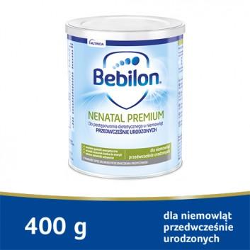 Bebilon Nenatal Premium z Pronutra - 400 g - obrazek 1 - Apteka internetowa Melissa
