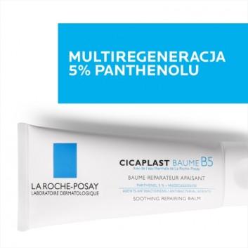 LA ROCHE-POSAY CICAPLAST B5 Kojący balsam regenerujący - 100 ml - obrazek 4 - Apteka internetowa Melissa
