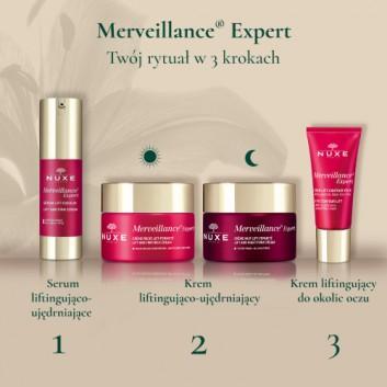 NUXE MERVEILLANCE EXPERT Krem do skóry normalnej - 50 ml Krem przeciwzmarszczowy - cena, opinie, właściwości - obrazek 4 - Apteka internetowa Melissa