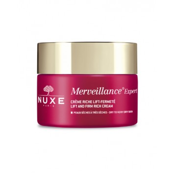 NUXE MERVEILLANCE EXPERT ENRICHE - 50 ml + NUXE Perfum Huile Prodigieuse 30ml - obrazek 1 - Apteka internetowa Melissa