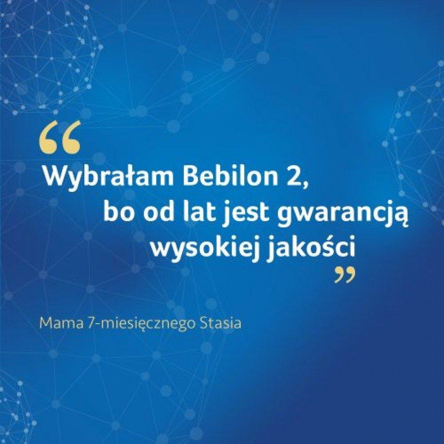 BEBILON 2 Pronutra-Advance Mleko modyfikowane w proszku - 4x1200g - obrazek 3 - Apteka internetowa Melissa