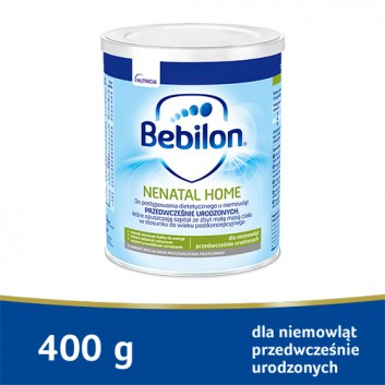 BEBILON NENATAL HOME Z PRONUTRA Mleko modyfikowane w proszku - 400 g - obrazek 1 - Apteka internetowa Melissa