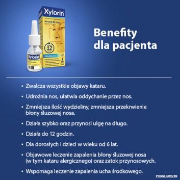 XYLORIN 0,55 mg w 1ml areozol - 18 ml  - obrazek 3 - Apteka internetowa Melissa
