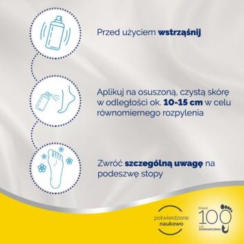 SCHOLL Dezodorant do stóp 3w1 - 150 ml - obrazek 3 - Apteka internetowa Melissa